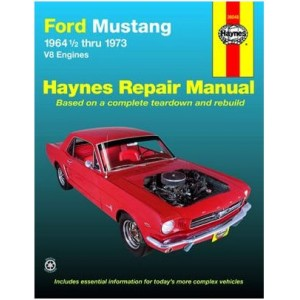 Manuel d'utilisation/réparation Haynes