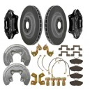 Complet set brake system FORD RACING