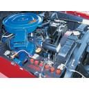 Peinture moteur Bleu ford