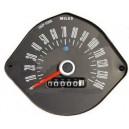 Compteur de vitesse 140 mph
