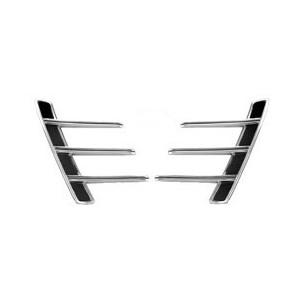 Ornements latéraux - ailes arrière (deux cotés)