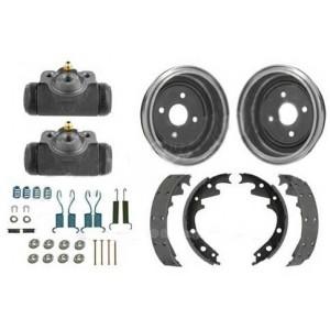 Kit de frein à tambours arrière 6 Cylindres