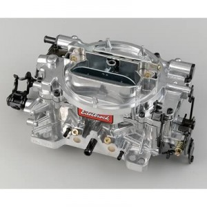 Carburateur Edelbrock Thunder series AVS 650cfm