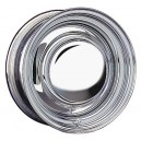 WHEEL VINTIQUES SMOOTHIE CHROME Aluminium