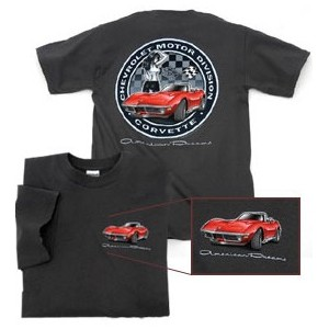 T-Shirt Corvette American Dream
