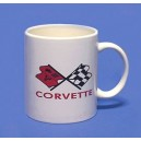 Classic Corvette Coffee Mug