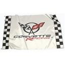 Corvette Racing Flag