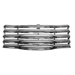 Chrome grilles