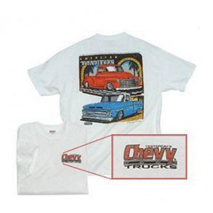 "T-Shirt Chevy truck ""M"""