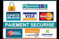 payement sécurisé - secured payement